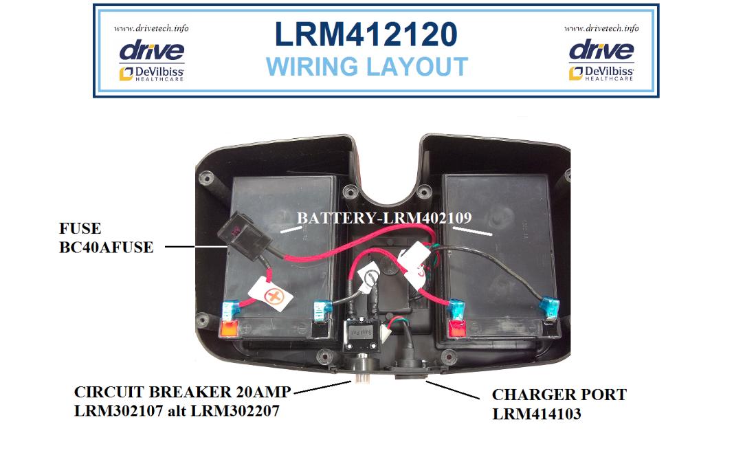 P Lrm412120 Wiring Diagram
